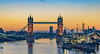 Morning Light - Tower Bridge (Aleem Yousaf) Tags: morning light sunrise tower bridge hms belfast royal navy cruiser london river thames imperial war museum photo walk reflections water nikon 70200mm telephoto outdoor waterfront
