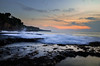 Calm Sunset (tian_allagans) Tags: sunset beach bali indonesia longexposure slowspeed slowshutter ocean sky