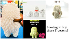 Looking to buy Treesons! (~ Memoirs of a Madeline ~) Tags: treeson bubiauyeung diy winking mini pack 10thanniversary specialedition fluffyhouse bekindsilly wtb ltb wanttobuy lookingfor search treesons designertoy vinyltoy collection