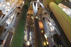 La Sagrada Familia (¡Carlitos) Tags: cataluña leixample spain barcelona europe lasagradafamilia catalonia catalunya españa europa gaudi es