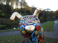 DSCN6318 (stamford0001) Tags: great north snow dogs shields northumberland park snowdogs st oswalds hospice