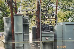 New Windsor Sub (en tee gee) Tags: transformers substation 13kv 4kv cheg ny
