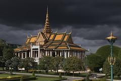 Pabellón Chanchhaya. Palacio Real (Phnom Penh -Camboya - ព្រះរាជាណាចក្រកម្ពុជា-) (Egg2704) Tags: camboya cambodia palaciorealdecamboya phnompenh pabellónchanchhaya pabellóndelaluzdeluna ព្រះរាជាណាចក្រកម្ពុជា