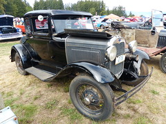 1930 Ford ModelA (bballchico) Tags: 1930 ford modela jeffkramlich arlingtoncarshow carshow 1930s 206 washingtonstate arlingtonwashington