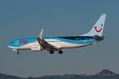 Tui B737-8K5 D-ATUC (José M. Deza) Tags: 20161206 b7378k5 bcn boeing datuc elprat lebl planespotting spotter tuifly aircraft
