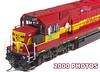 2000 photos!! (DQ2004) Tags: atnaccess australiantransportnetwork lclass l270 2000photos milestone southernrailmodels reddwarf