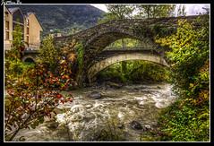 Broto (Huesca) (jemonbe) Tags: broto sorrosal jemonbe huesa oto aragn ara romnico puente puenteromnico