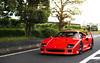 40. (Alex Penfold) Tags: ferrari f40 japan japanese red black rims supercars supercar super car cars autos alex penfold 2016