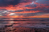 Nuclear (CloudRipR) Tags: sunset nikon d810 sand waves ocean clouds colorful rocks red pinnaclephotography greatphotographers greaterphotographers greatestphotographers ultimatephotographers caviardreams