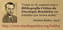 Bibliografia Crítica da Etnologia Brasileira