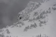 South Side of Mt Index (13) (Scott_Nelson) Tags: goldbar washington unitedstates us cascades cascadesfromtheair northcascadesfromtheair monroe airphotography blackandwhite mountians