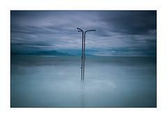shower #2 (kougnoff) Tags: canon antibes poselente longexposure cou colors 1740l filtre paysage plage vent nuages mer
