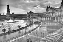Plaza de España (@yeyoman) Tags: horquillado hdr