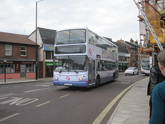 First bus in Osborne Street IMG_1302 (tomylees) Tags: bus spring may monday essex bankholiday colchester 26th 2014
