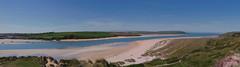 Camel Estuary on a beautiful May day. (Alan Iles) Tags: beach st rock bay cornwall hill north estuary camel bray padstow daymer polzeath enodoc gf6
