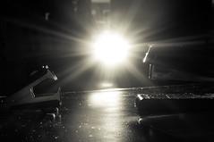 The Battle (MSudoma) Tags: light macro fight nikon flash flare burst epic staplers