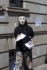 Anonymous Manchester: The Gay Raid Against Scientology (strobe-) Tags: gay manchester protest lgbt scientology cult raid activism anonymous churchofscientology dianetics homophobia deansgate projectchanology chanology anonymousuk anonymousmanchester