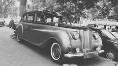 old car (ayman_ay17) Tags: blackandwhite black egypt cairo oldcar