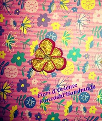 A wonderful flower to enrich your look : do you use it as a pin , pendant or hairclip? Un meraviglioso fiore per arricchire il tuo look:lo usi come spilla, fermaglio o ciondolo?  Handmade kanzashi Fioridoriente #handmade #kanzashi #fabric #fiori #fleur #f (fioridoriente) Tags: flowers wedding flores fleur wearing look japan handmade pins creazioni fabric gift fiori mariage giappone regalo pendant imadeit spille cadeau hairpins hairclip kanzashi japanesefashion enrich accessori ciondolo iwantit fermagli arricchire fioridoriente