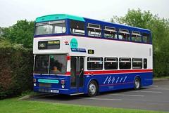 Pershore Road preserved (MCW1987) Tags: road travel 2811 west midlands metrobus twm mcw pershore routebranding b811aop