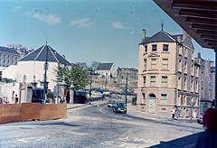 Cowgate & King Street (Dundee City Archives) Tags: street old house cinema church public architecture buildings design pub king theatre photos dundee victorian picture demolition tavern era housing 1970s saab cowgate wellgate glasite olddundeephotos