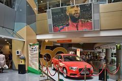 Audi A3 Sudan (chooyutshing) Tags: singapore display motorcar audia3sudan velocityshoppingmall wingatrium uol50anniversarydraw