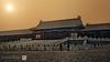 Forbidden City Museum 故宫博物院 (Beijing 北京) (SKHO ) Tags: china travel sunset building architecture nikon beijing 北京 中国 forbiddencity 故宫 故宫博物院 d700 nikond700 afsnikkor1735mmf28difed forbiddencitymuseum