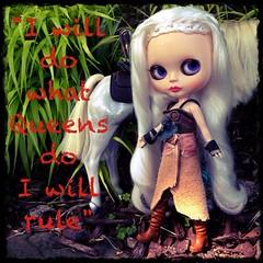 My Khaleesi ...