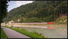 BB 1X16 @ Kiefersfelden (Steven De Haeck) Tags: deutschland sterreich inn taurus bb kufstein grenzbergang inntal kiefersfelden iczug reihe1116