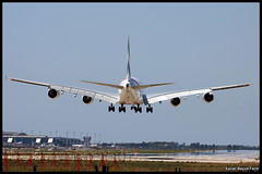 Emirates Airbus A380-861 (A6-EEJ) (Xavier Bayod Farr) Tags: barcelona de airplane geotagged airport aircraft aviation bcn uae emirates airbus a380 ek xavier avi avin aeroport aeropuerto spotting prat elprat bayod farr lebl aeroportdebarcelona a380861 canoneos60d tamron70300vcusd xavierbayod xavierbayodfarr a6eej