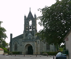 Saint-Symphorien, Gironde (Marie-Hélène Cingal) Tags: france church 33 iglesia chiesa église kerk sudouest aquitaine gironde saintsymphorien