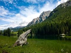 Lago di Valagola (Andrea Greselin) Tags: italy panorama mountains alps landscape nokia phone presanella adamello pinzolo wpphoto wearejuxt lumia925