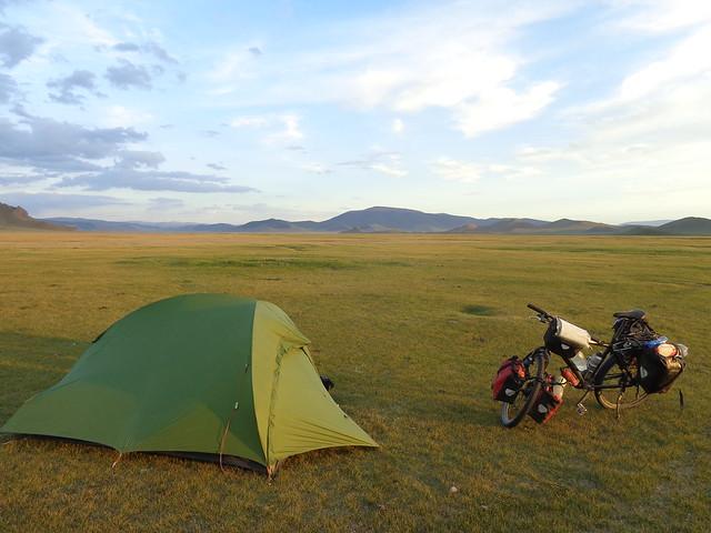 Rodamundos: Mongolia. Paraiso de la bicicleta.