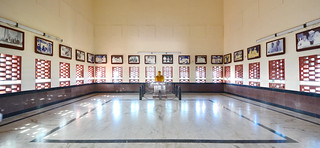India - Tamil Nadu - Kanyakumari - Kamarajar Memorial Hall - 4