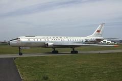 CCCP-42434 PIK 13-09-75 (MarkP51) Tags: aircraft aviation airliners prestwick pik tupolev aeroflot tu104 egpk cccp42434
