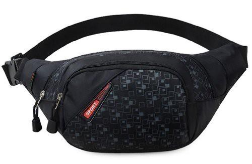 94b48172a26be1 Big Mango Fashion Sports Big Capacity Multi-purpose Dumpling Shaped Waist  Bag Chest Pack Fanny