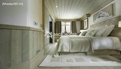 Thiết kế nội thất phòng ngủ tân cổ điển_11