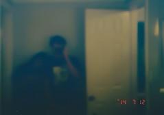 date (chrstntdd) Tags: blur max color green film analog 35mm out mirror virginia focus kodak edited olympus filter adobe va stylus date quartz ultra edit lightroom selfie emc ultramax ultramax400 kodakultramax400 quartzdate lightroom5