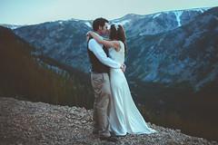 Sierra + Lee (Liz Osban Photography) Tags: wedding red mountains film me vintage photography montana pretty grain dream style lodge dreamy wyoming ideas epic 20s vsco pinterest