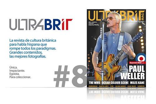 Ultra Brit #8 en Tiendas Fitzrovia!