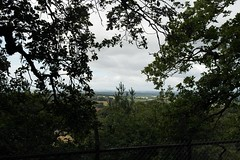 Hawkstone Follies (radioink) Tags: birthday bridge red cliff mountain castle heritage monument abbey century photo ancient woodlands sandstone shropshire view cathedral weekend library hill gothic picture historic shrewsbury charlesdarwin jungle ravine cave hermitage tunn