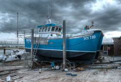 Dry Dock (Malcolm Bull) Tags: club dock yacht dry include shoreham 20140820boats001123tonemappededited1web nn710