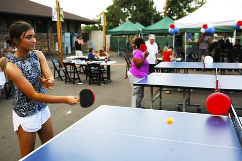Photo - BMoCA Summer Games in the Civic Area