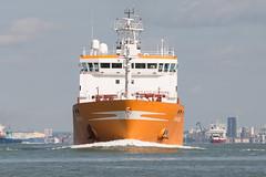 Granato (John Ambler) Tags: sea water sign call photos photographic solent oil southampton heading refinery tanker imo chemical fawley mmsi granato iboh johnambler 9201774 247661000