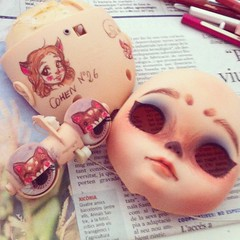 New cust Blythe fox. Cohen my disco boogi is almost done