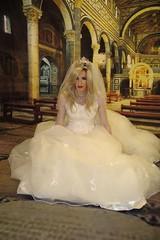 (Barbie_Maryse) Tags: gay wedding sexy bride dress crossdressing tgirl sissy blonde transvestite crossdresser