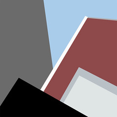 Vertex (lawroberts) Tags: new york city blue red black rouge grey gris high rojo noir cityscape manhattan cit gray ciudad minimal line bleu minimalism nouveau minimalismo nueva minimo minimalist nuevo reducing reduced reduce minimalista reduction minimaliste minimalisme reductive minimale reduc mnimo