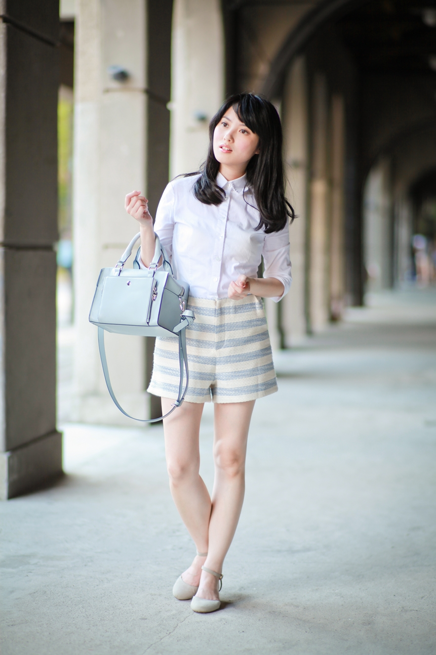 dahlia-stripe-shorts-zara-bag-asos-blouse-4