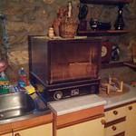 """Old School Dishwasher <a style=""""margin-left:10px; font-size:0.8em;"""" href=""""http://www.flickr.com/photos/14315427@N00/14876229924/"""" target=""""_blank"""">@flickr</a>"""