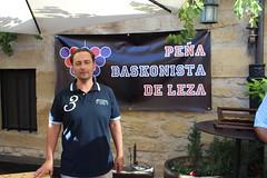 "Inauguración ""Baskonistas de Leza"""